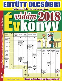 2018-as Évkönyv, falinaptár
